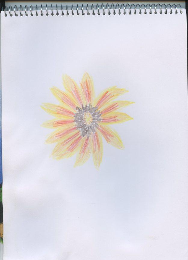 The final flower