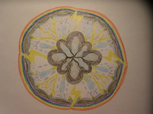 A monsoon mandala
