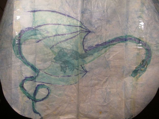 Dragon Kite! 1991