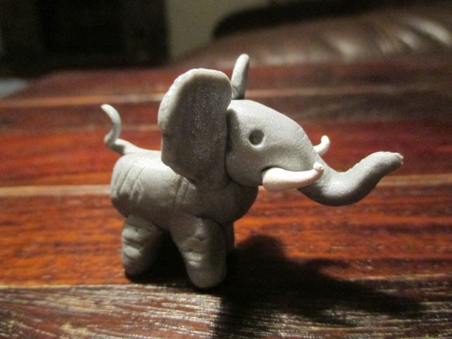 The other side of the elephant