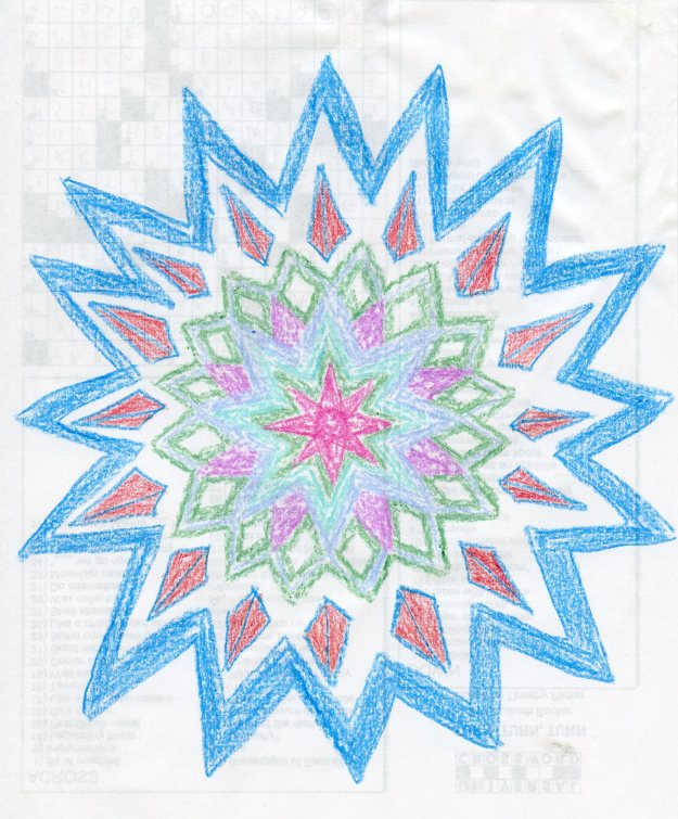 A well-formed mandala
