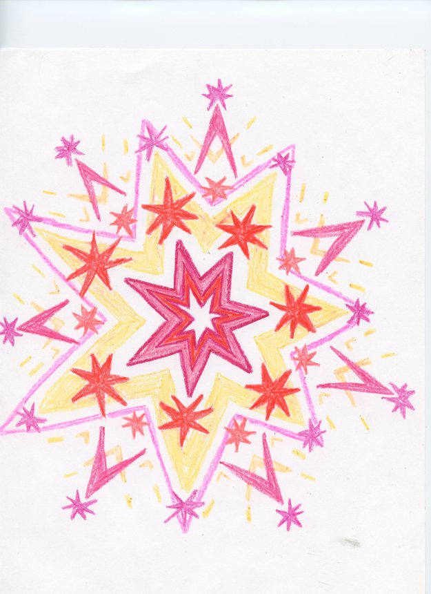 My lucky stars!