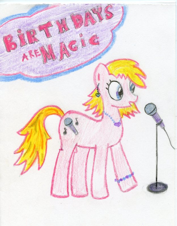My Little Pony: Birthdays Are Magic